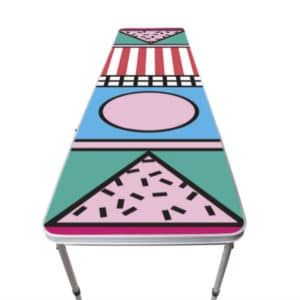 Fancy beer pong tables