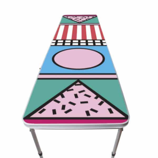 Fancy beer pong tables