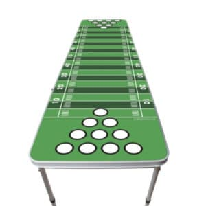 Beer pong foot us tables