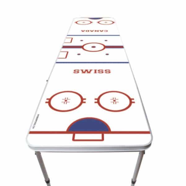 Beer pong Hockey table