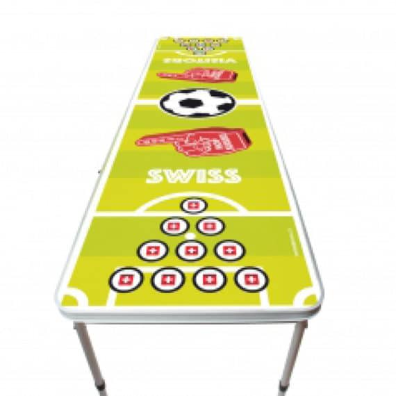 Tables de beer pong Soccer