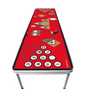 Beer pong Table Swiss