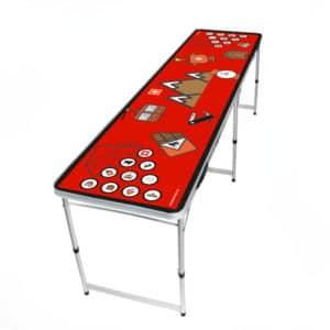 Svizzera Beer pong Tavolo