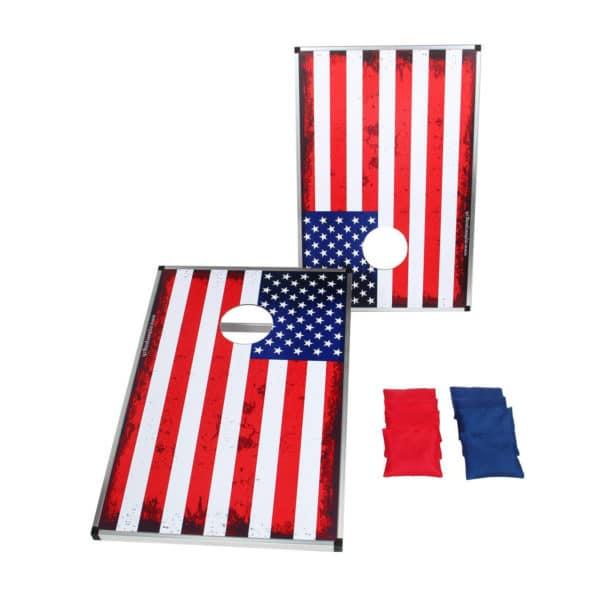 Cornhole set USA